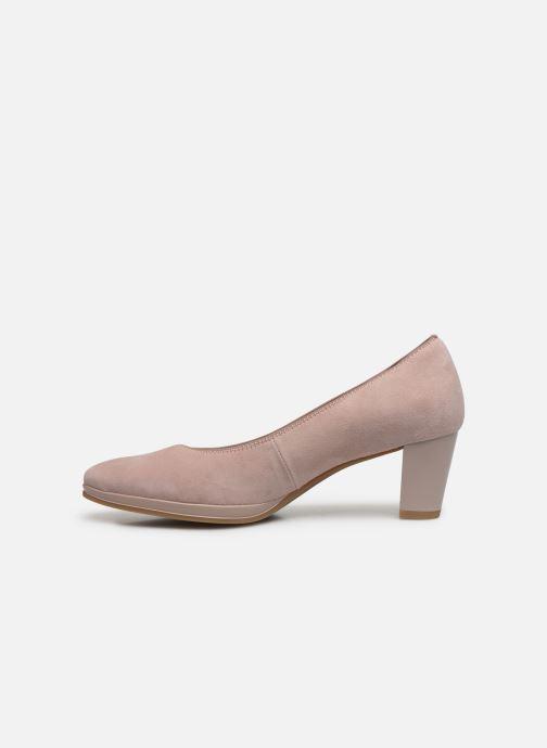 Zapatos de tacón Ara Orly Highsoft 13436 Rosa vista de frente