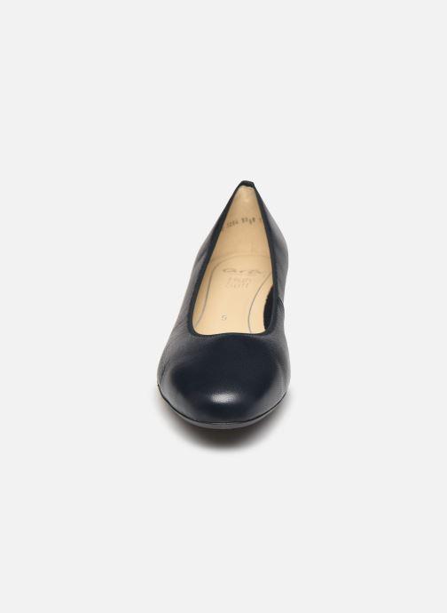 Escarpins Ara Icenza HighSoft 16601 Bleu vue portées chaussures