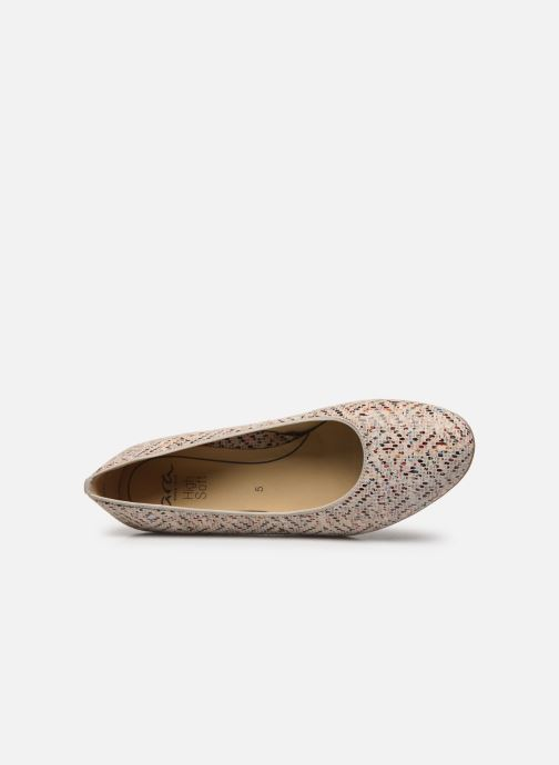 Zapatos de tacón Ara Icenza HighSoft 16601 Blanco vista lateral izquierda