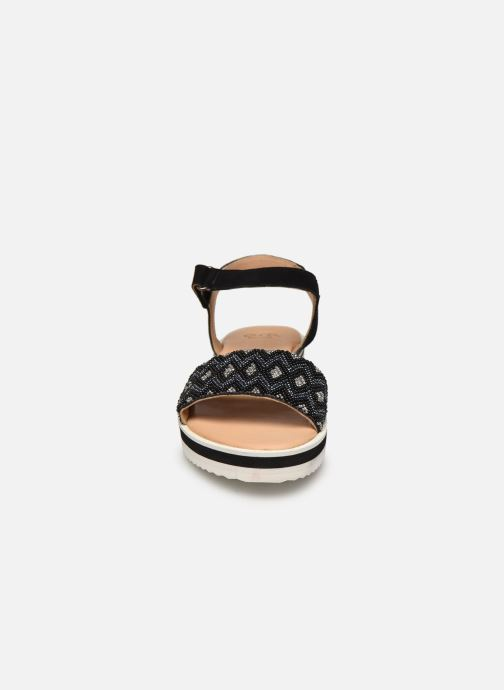 Sandalen Ara Durban Sport 14711 schwarz schuhe getragen
