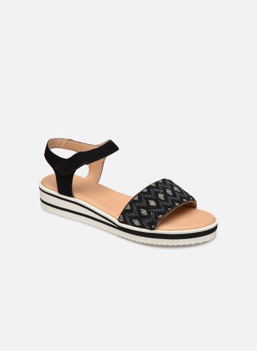 Sandales et nu-pieds Ara Durban Sport 14711 Noir vue détail/paire