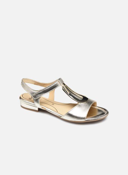 Sandales et nu-pieds Ara Vegas HighSoft 16839 Or et bronze vue détail/paire