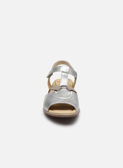 Sandales et nu-pieds Ara Gano HighSoft 35736 Argent vue portées chaussures