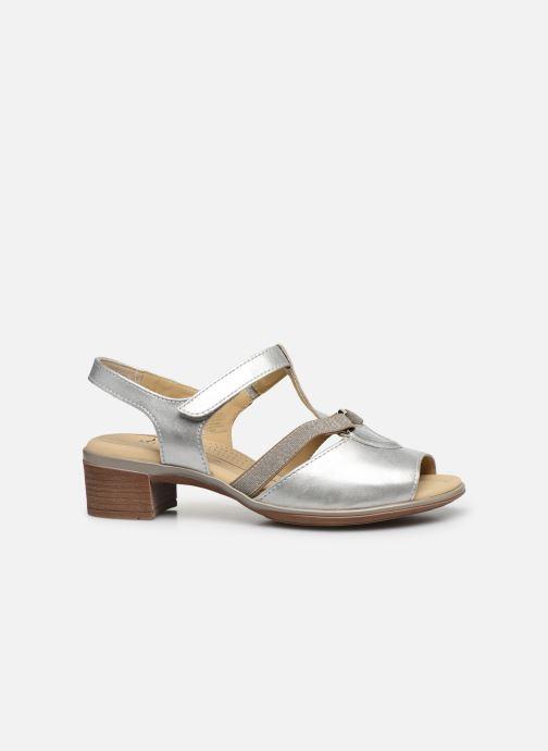 Sandales et nu-pieds Ara Gano HighSoft 35736 Argent vue derrière