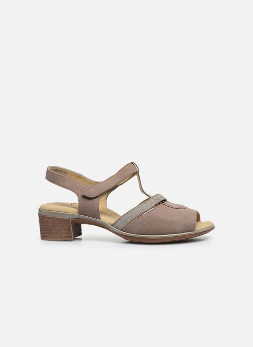 Sandales et nu-pieds Ara Gano HighSoft 35736 Marron vue derrière