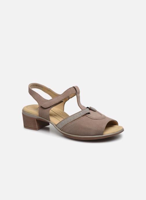Sandales et nu-pieds Ara Gano HighSoft 35736 Marron vue détail/paire
