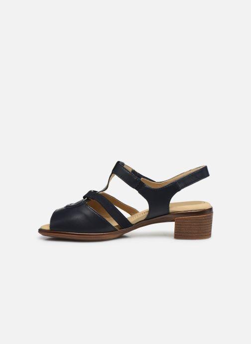 Sandali e scarpe aperte Ara Gano HighSoft 35736 Azzurro immagine frontale