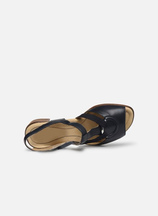 Sandali e scarpe aperte Ara Gano HighSoft 35736 Azzurro immagine sinistra