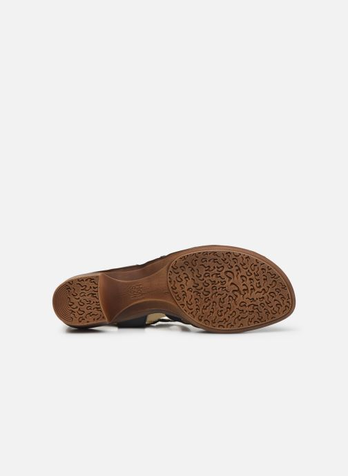 Sandali e scarpe aperte Ara Gano HighSoft 35736 Azzurro immagine dall'alto