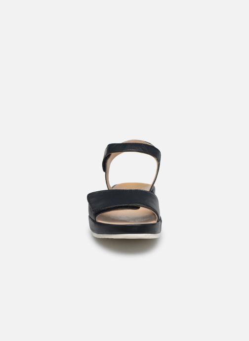 Sandales et nu-pieds Ara Dubai 15187 Bleu vue portées chaussures