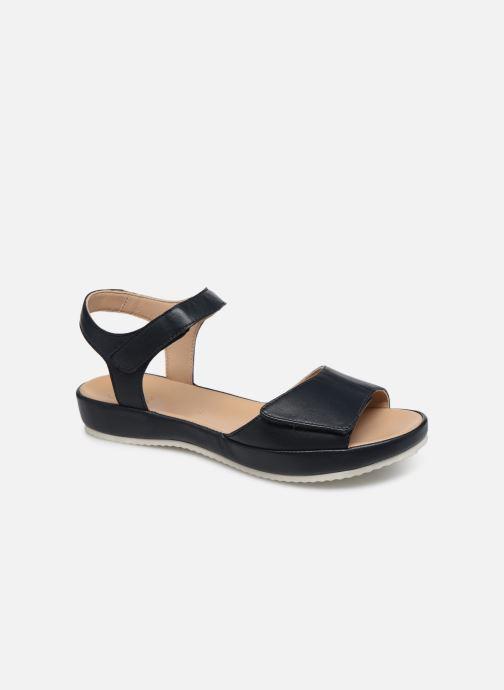 Sandales et nu-pieds Ara Dubai 15187 Bleu vue détail/paire