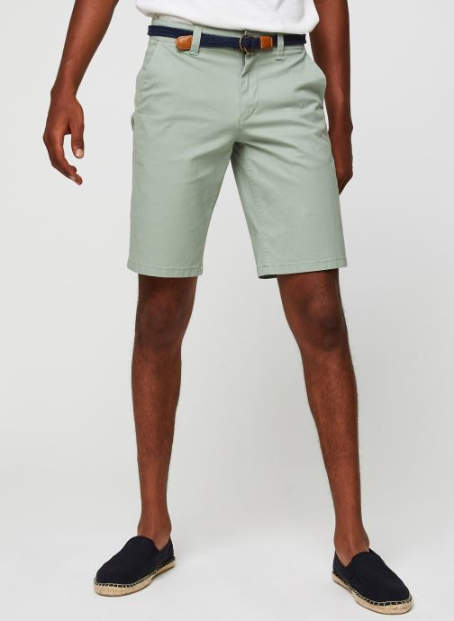 Onswill Chino Shorts Belt Clear