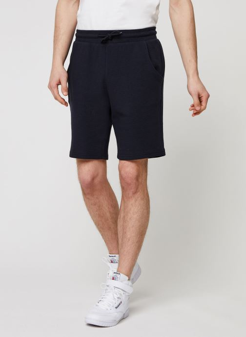 Vêtements Only & Sons Onsnobel Sweat Shorts Organic Bleu vue détail/paire