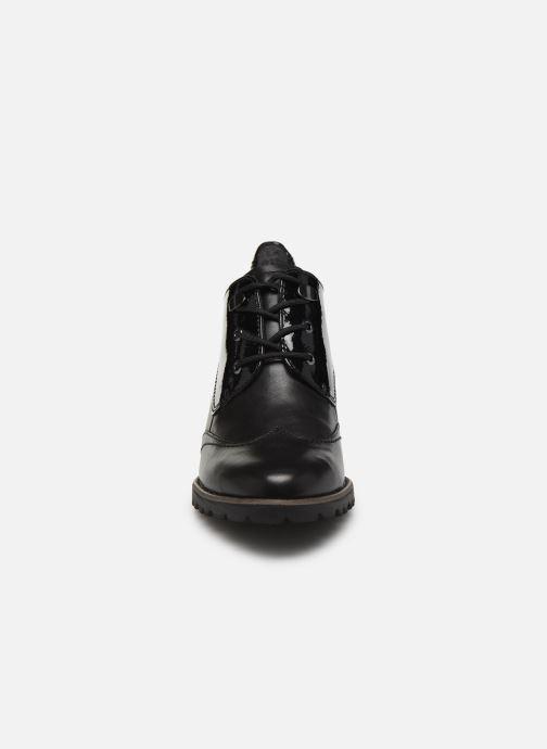 Snøresko Tamaris ORFEN Sort se skoene på