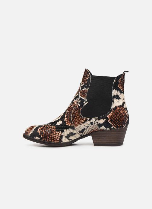 Boots en enkellaarsjes Tamaris JULY Bruin voorkant