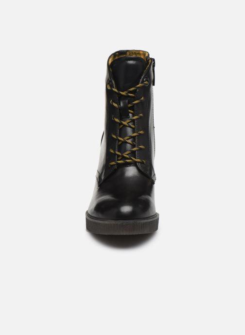 Bottines et boots Tamaris ARCADE Noir vue portées chaussures
