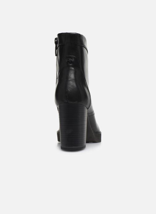 Bottines et boots Tamaris ARCADE Noir vue droite