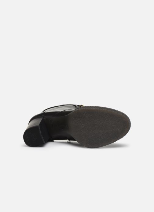 Bottines et boots Tamaris ARCADE Noir vue haut