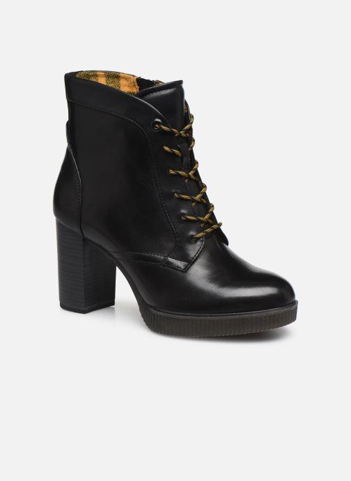 Bottines et boots Tamaris ARCADE Noir vue détail/paire