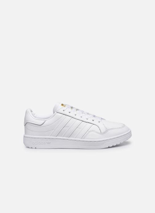 Sneaker adidas originals Modern 80 Eur Court weiß ansicht von hinten