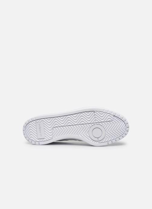 Baskets adidas originals Modern 80 Eur Court Blanc vue haut