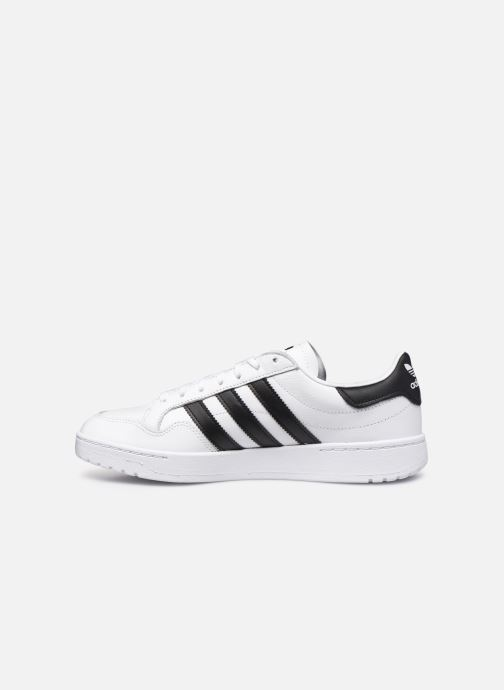 Sneakers adidas originals Modern 80 Eur Court Bianco immagine frontale