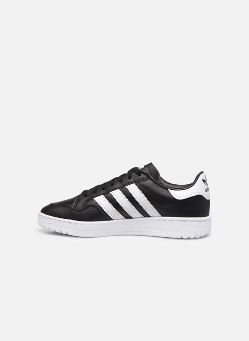 Sneakers adidas originals Modern 80 Eur Court W Nero immagine frontale