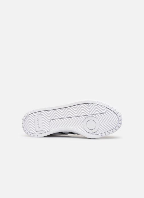 Sneakers adidas originals Modern 80 Eur Court W Nero immagine dall'alto