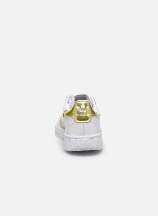 Sneakers adidas originals Modern 80 Eur Court W Bianco immagine destra