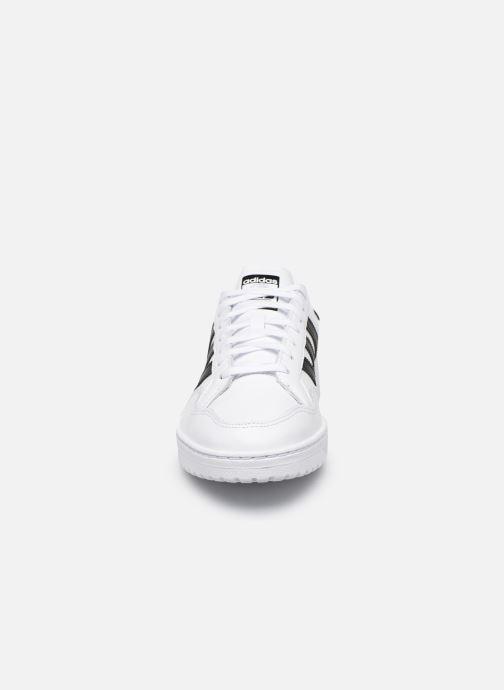 Sneakers adidas originals Modern 80 Eur Court W Bianco modello indossato