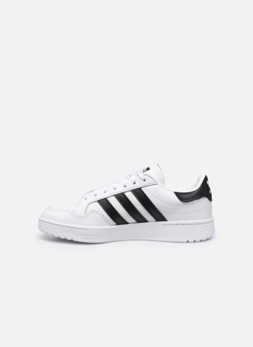 Sneakers adidas originals Modern 80 Eur Court W Bianco immagine frontale