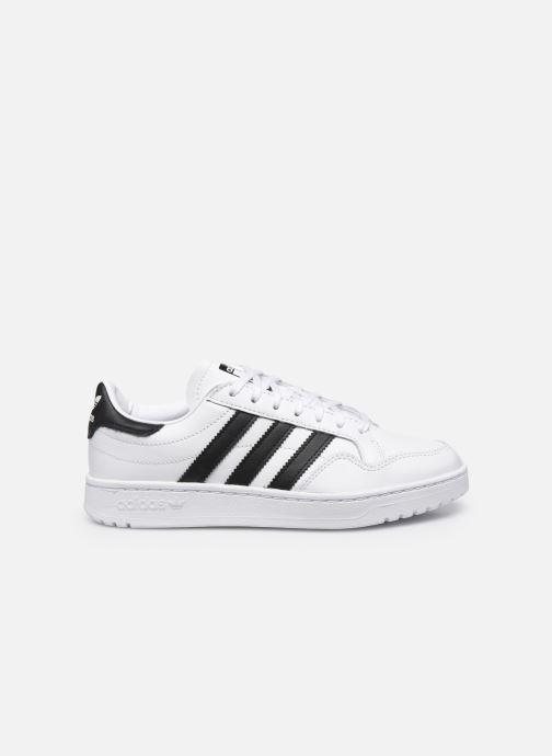 Sneakers adidas originals Modern 80 Eur Court W Bianco immagine posteriore