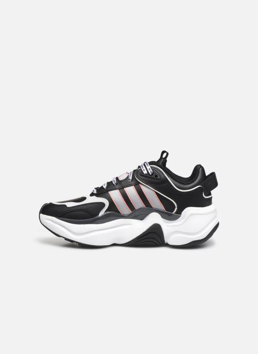 Sneaker adidas originals Magmur Runner W schwarz ansicht von vorne