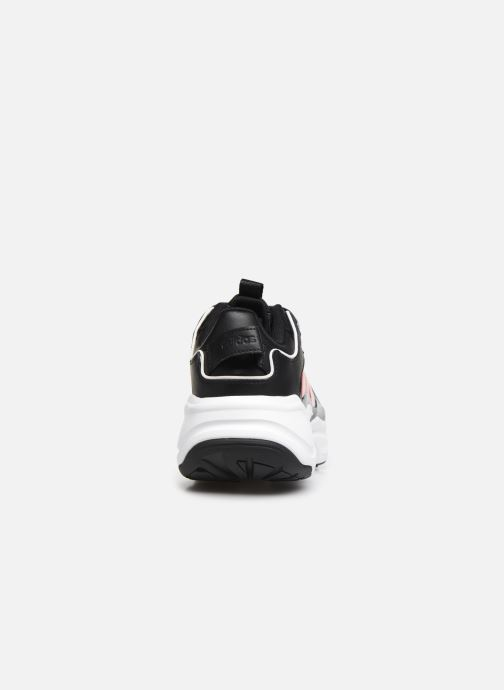 Sneaker adidas originals Magmur Runner W schwarz ansicht von rechts