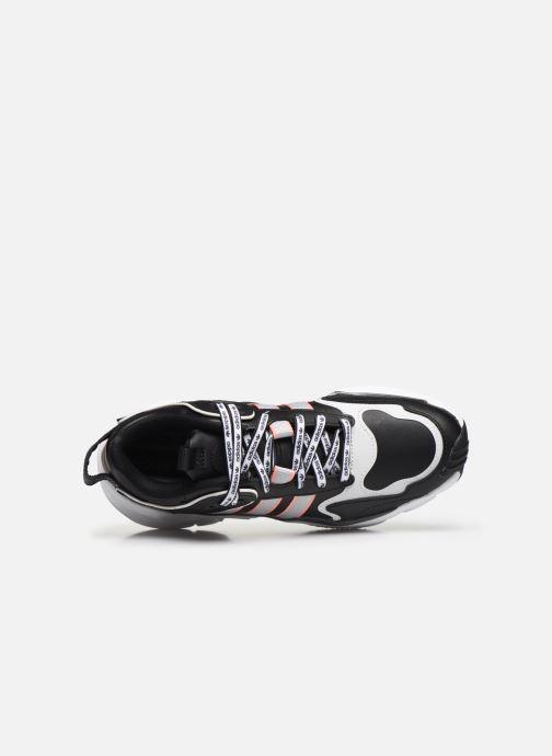 Sneaker adidas originals Magmur Runner W schwarz ansicht von links