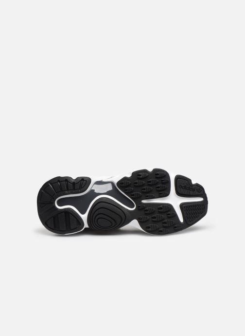 Sneaker adidas originals Magmur Runner W schwarz ansicht von oben