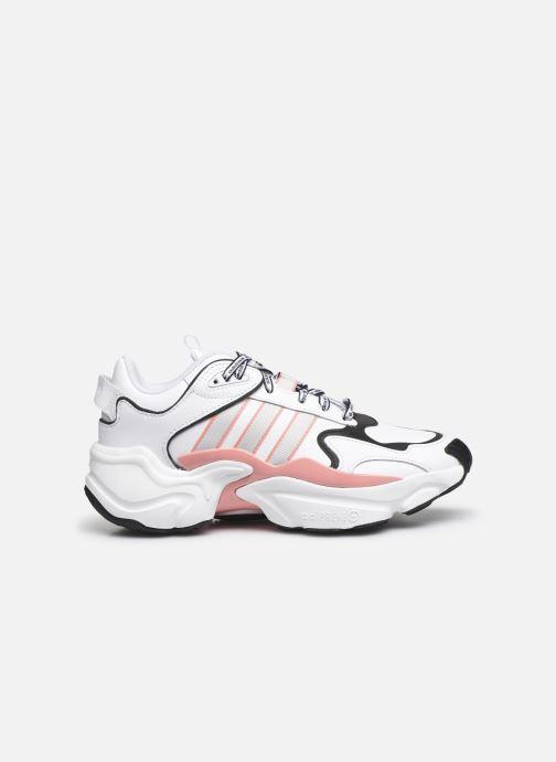 Sneakers adidas originals Magmur Runner W Wit achterkant