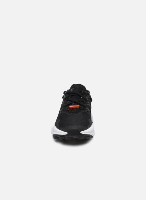 Baskets adidas originals Ozweego Tr Noir vue portées chaussures