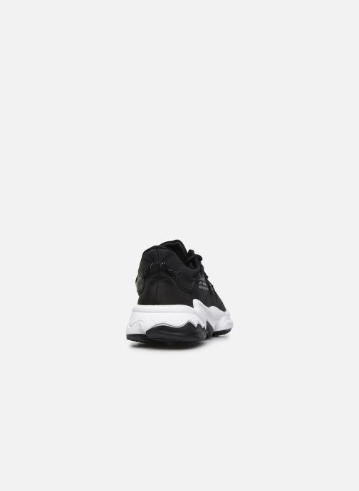 Baskets adidas originals Ozweego Tr Noir vue droite