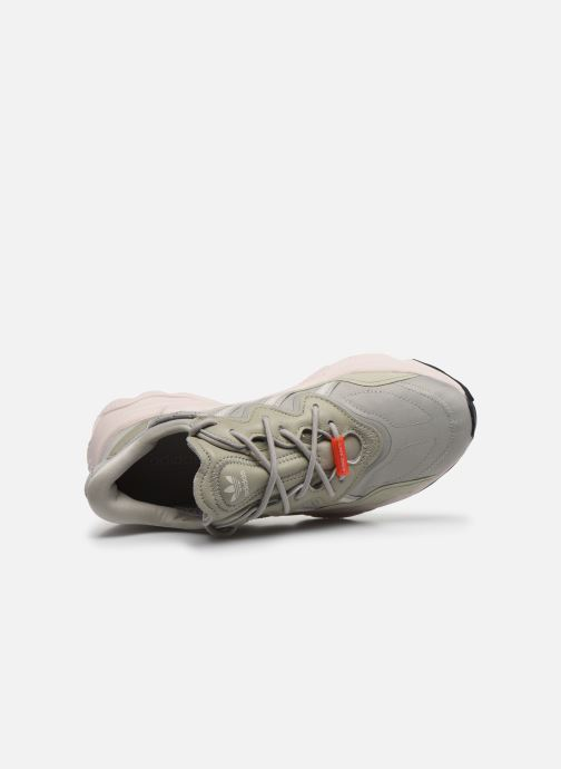 Sneakers adidas originals Ozweego Tr W Verde immagine sinistra