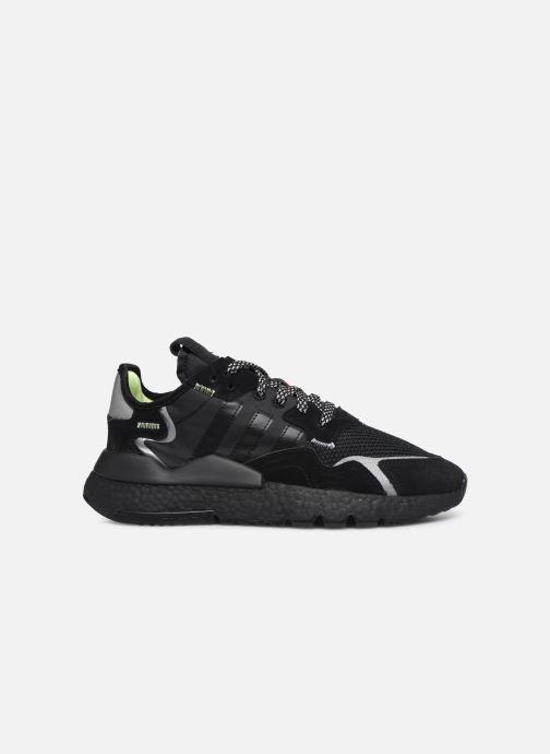 Sneakers adidas originals Nite Jogger Nero immagine posteriore