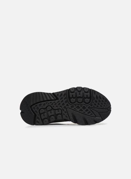 Sneakers adidas originals Nite Jogger Nero immagine dall'alto