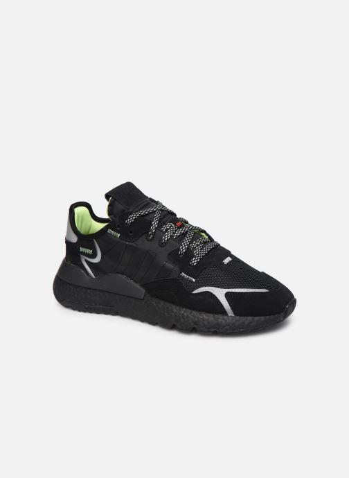Adidas Originals Nite Jogger W (negro) - Deportivas Chez