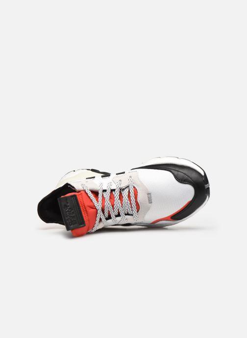 Deportivas adidas originals Nite Jogger M Blanco vista lateral izquierda