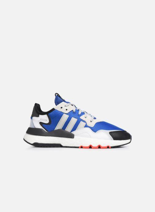 Sneaker adidas originals Nite Jogger M blau ansicht von hinten