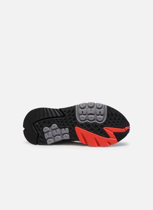 Deportivas adidas originals Nite Jogger M Gris vista de arriba