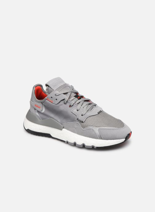 Sneakers adidas originals Nite Jogger M Grijs detail