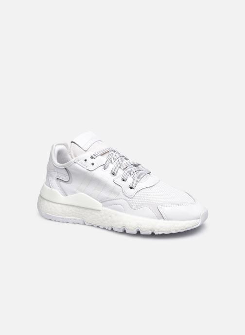 Sneaker adidas originals Nite Jogger M weiß detaillierte ansicht/modell