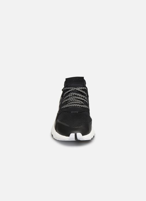 adidas originals Nite Jogger M (Zwart) Sneakers chez
