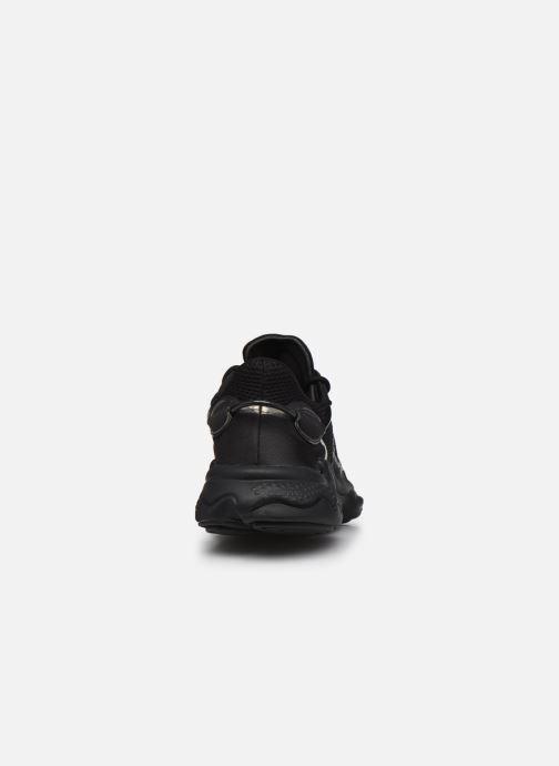Sneaker adidas originals Ozweego schwarz ansicht von rechts